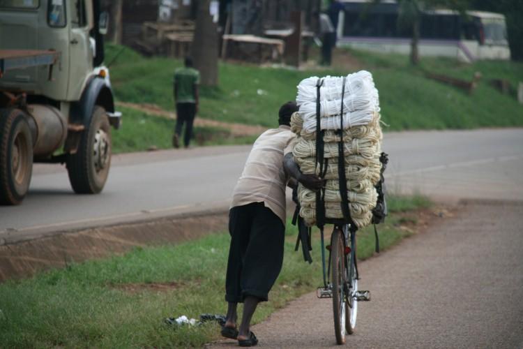 Transporte en Uganda