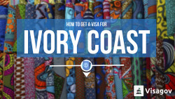 How to get a visa for Ivory Coast