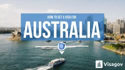 How to get a visa for Australia