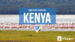How to get a visa for Kenya