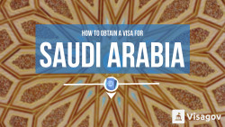 How to get a visa for Saudi Arabia?