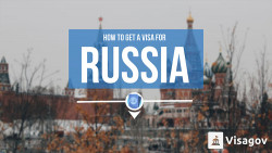 How to get a visa for Russia