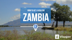 How to get a visa for Zambia