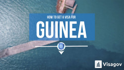 How to get a visa for Guinea