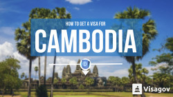 How to get a visa for Cambodia?