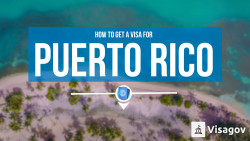 How to get a visa for Puerto Rico