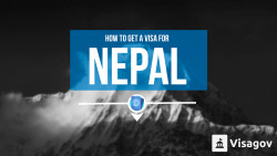 How to get a visa for Nepal