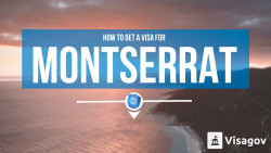 How to get a visa for Montserrat?