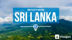 How to get a visa for Sri Lanka