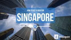 How to get a visa for Singapore